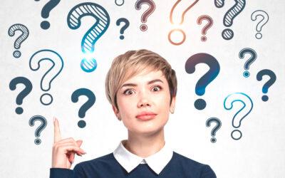 Stil dig selv de gode spørgsmål!